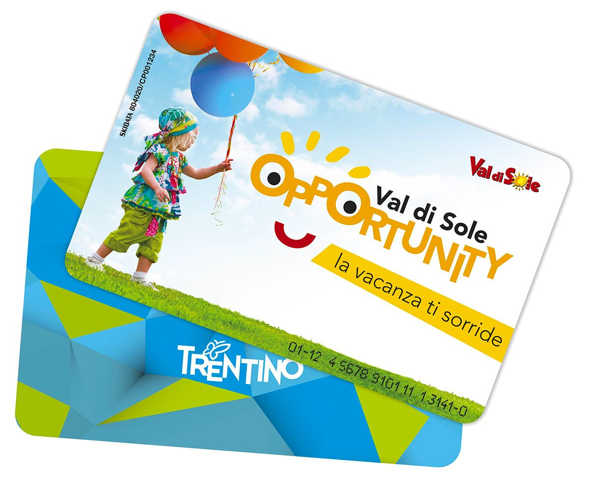 Trentino Guest Card Val di Sole Opportunity.