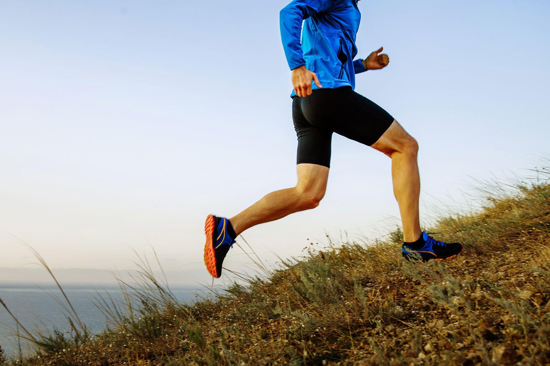 Running in Trentino